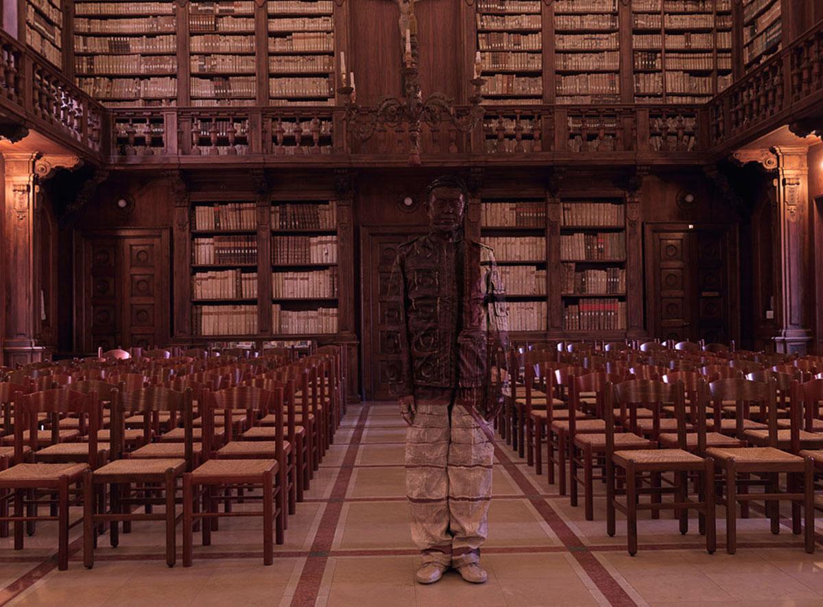 Библиотека в Вероне