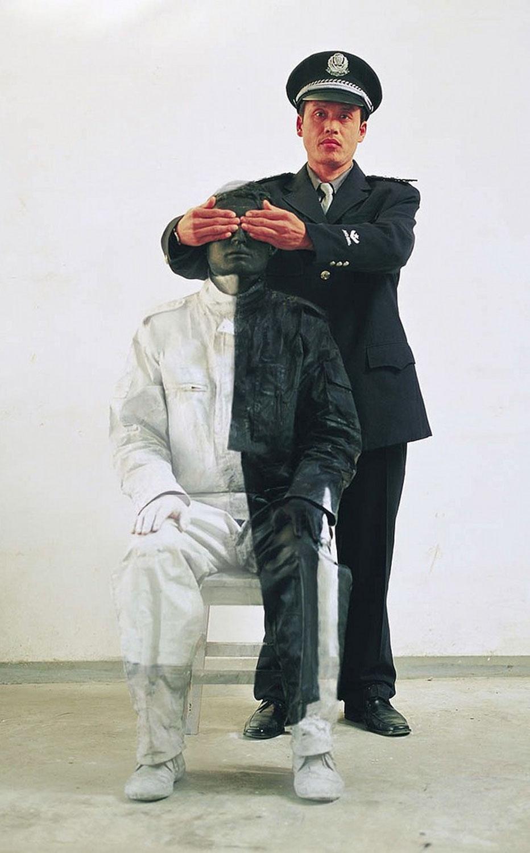 офицер и невидимка