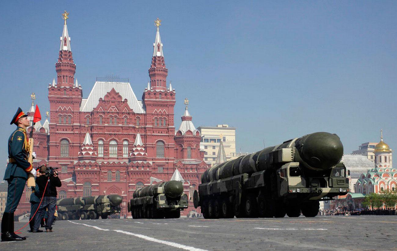 Ракетный комплекс стратегического назначения, фото Тополь-М