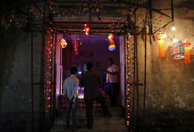 декоративные светильники, фото