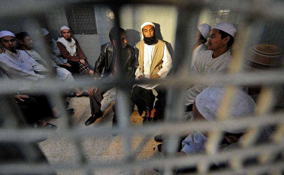 исламистская организация в Юго-Восточной Азии, фото из Индонезии