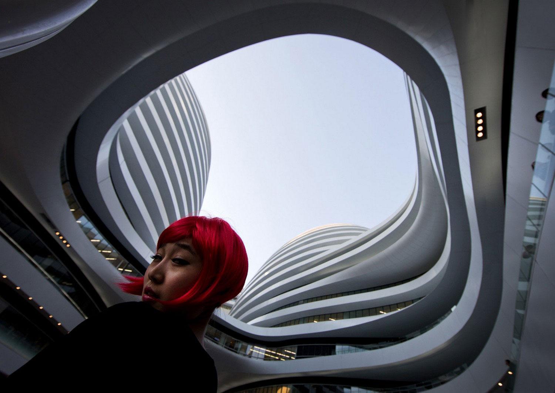 офисные и торгово-развлекательные центры Китая, фото