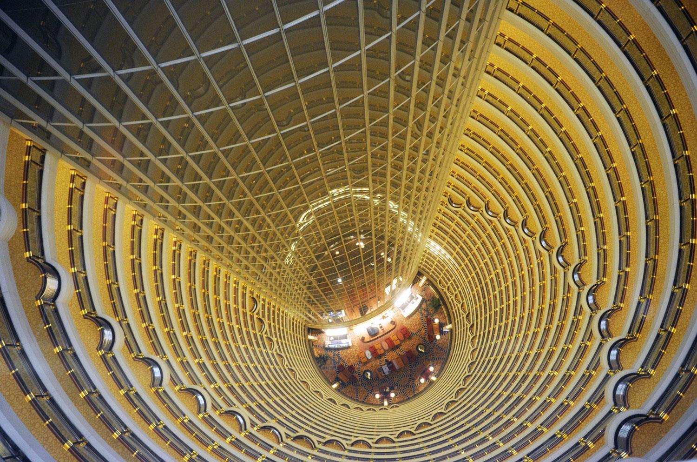высотное здание Китая, фото