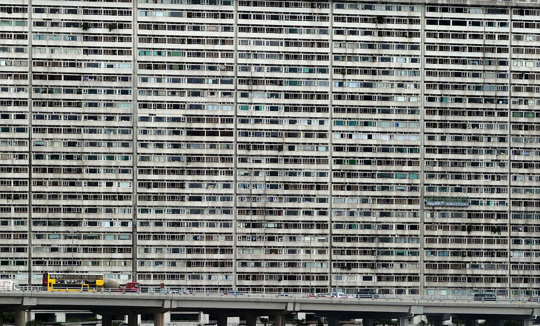 эстакада Гонконга, фото