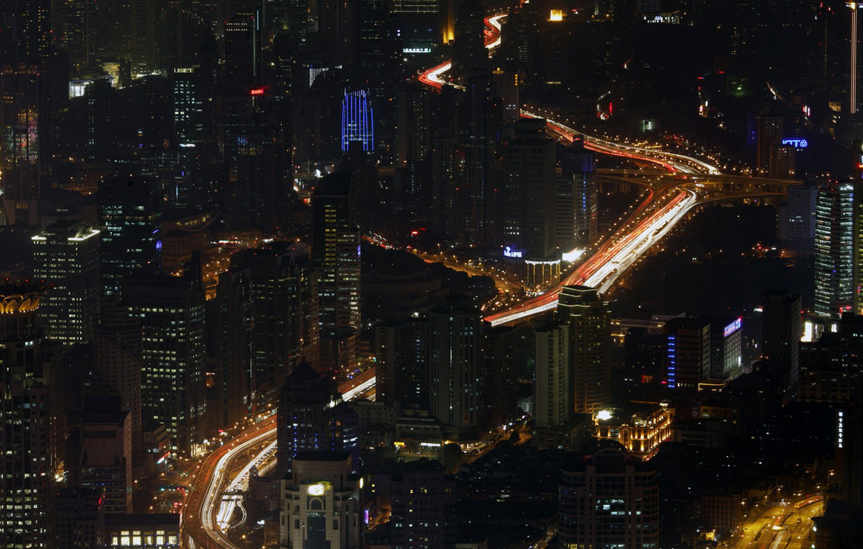 скоростное шоссе Китая, фото