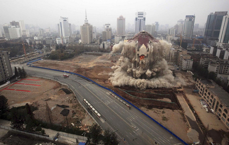 здание китайской мэрии, фото