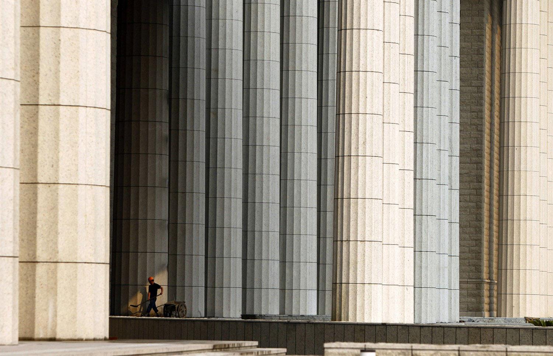 шанхайская стройка, фото