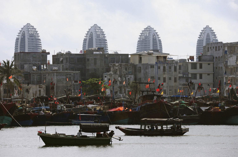здания Китая под снос, фото