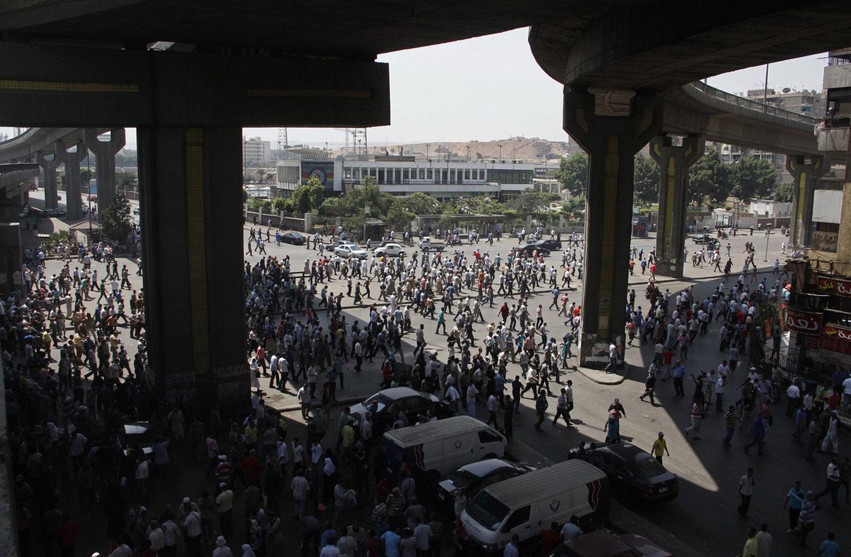 площадь Каира