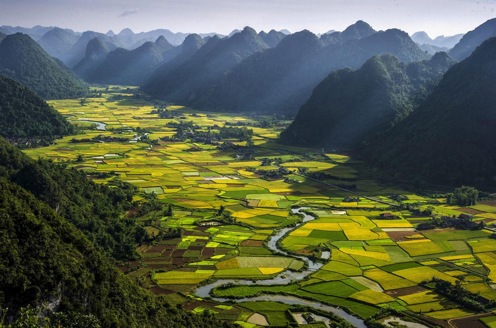 долина Вьетнама, фото