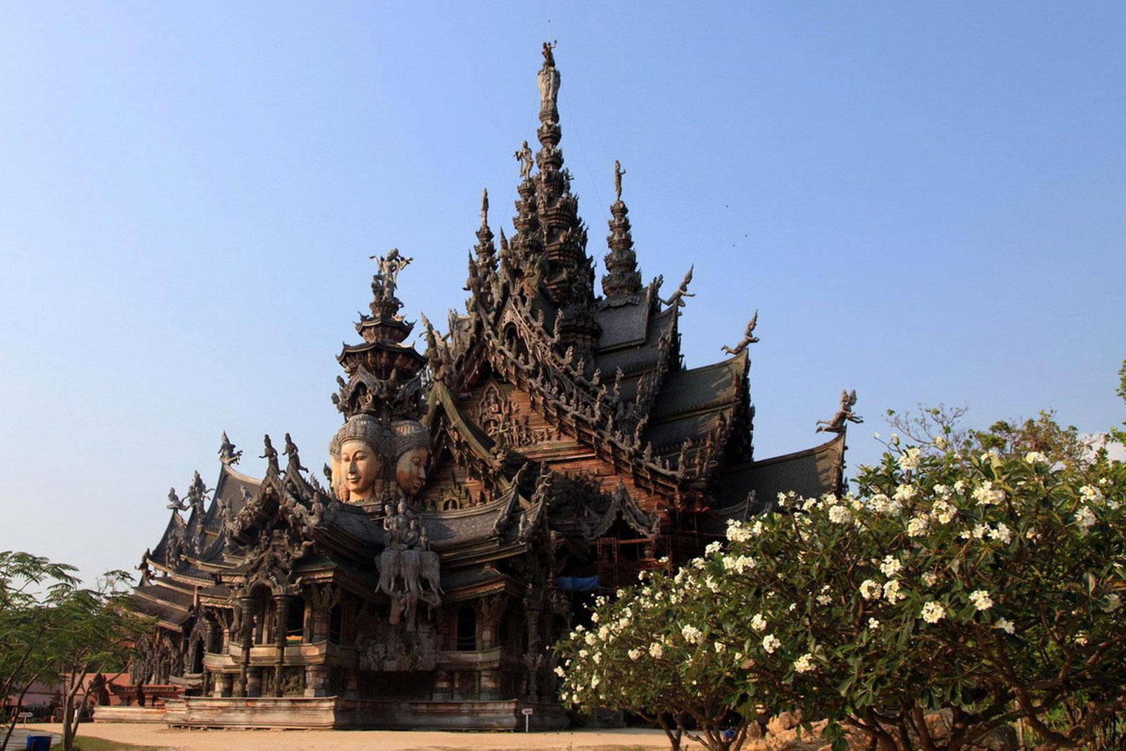 храмы Паттайа
