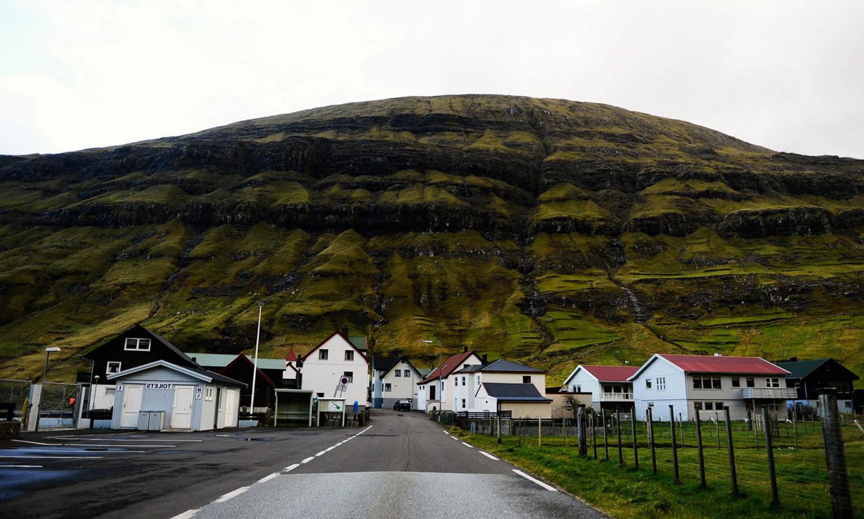 деревни с фарерских островов