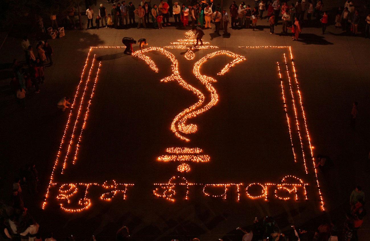 изображение индуистского бога Ганеши