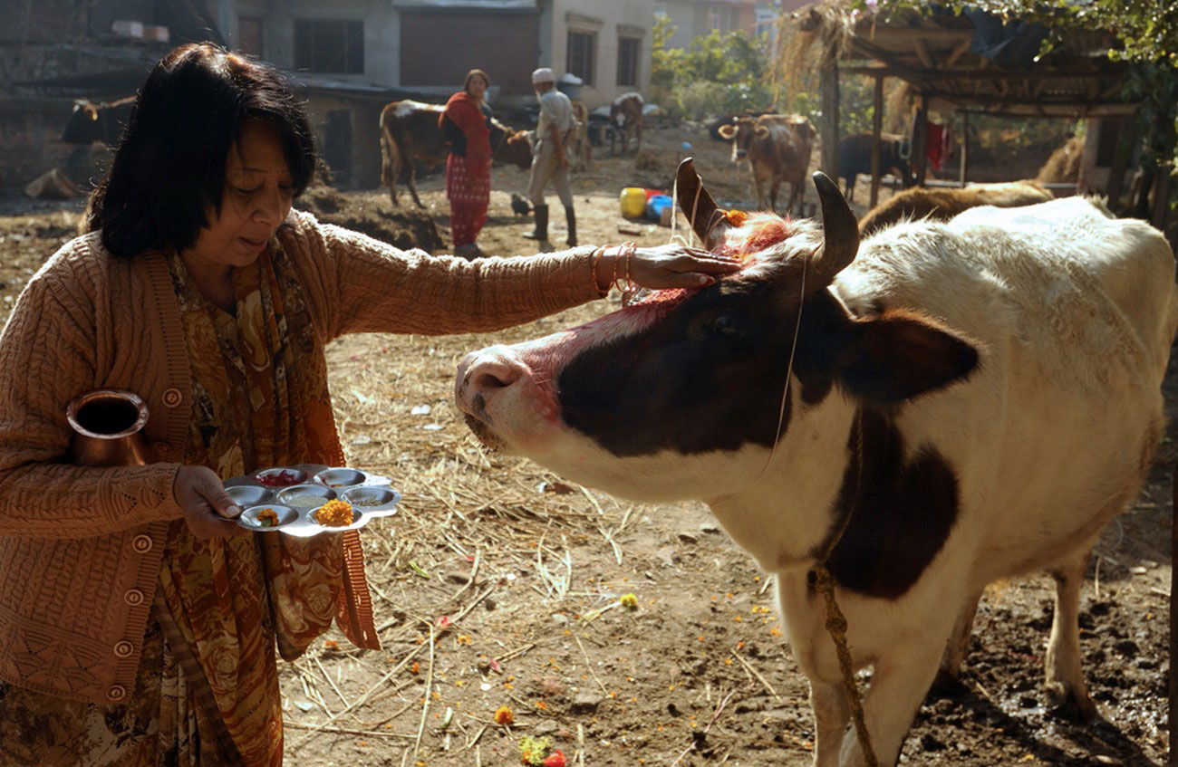 Непальские индуистские женщины
