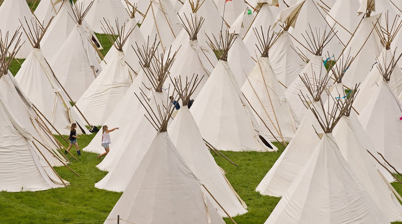 жилище кочевых индейцев, фото типи