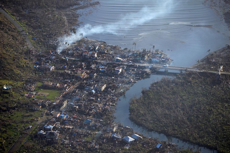 Побережье в восточной провинции Самар