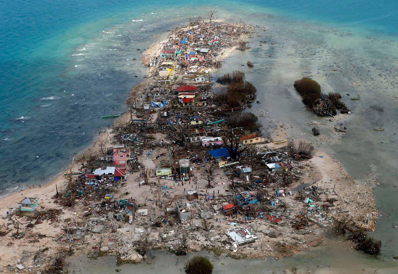 руины острова