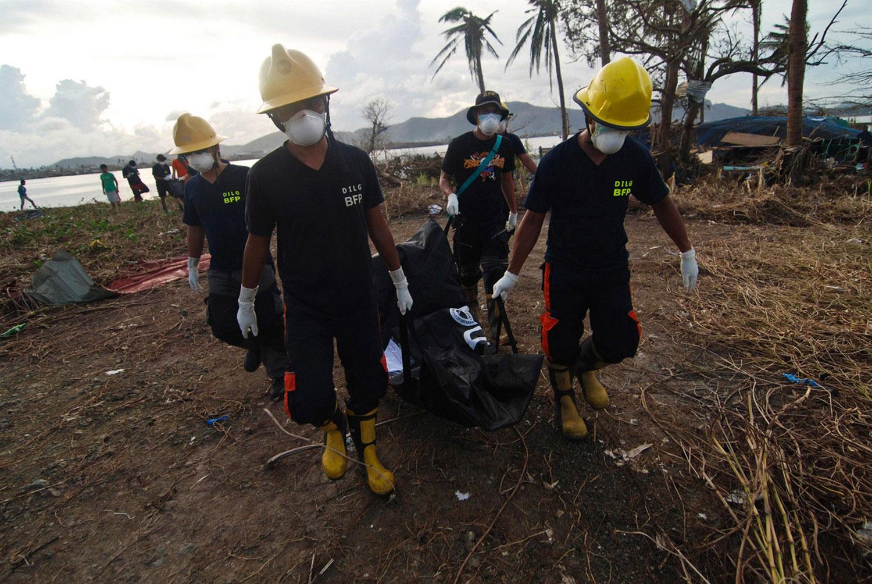 Филиппинские пожарные