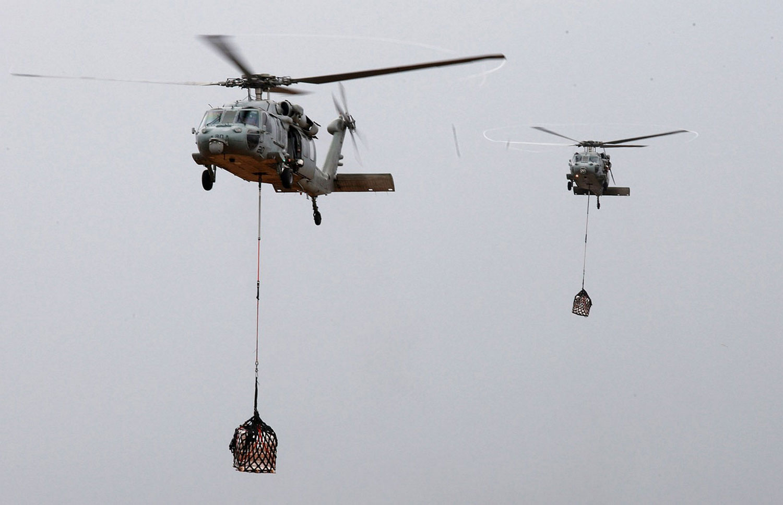 Американские вертолеты