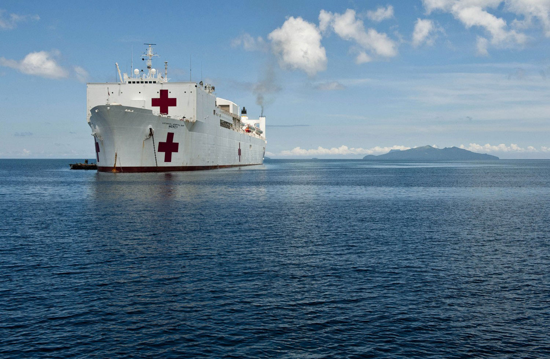 Военно-транспортный корабль-госпиталь