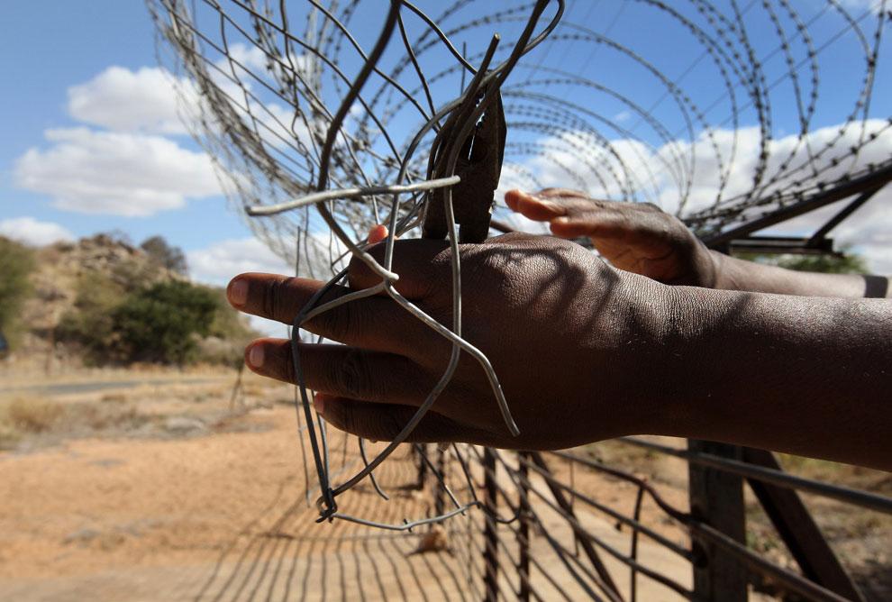 фото беспорядков в ЮАР