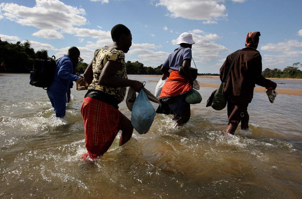иммигранты из ЮАР