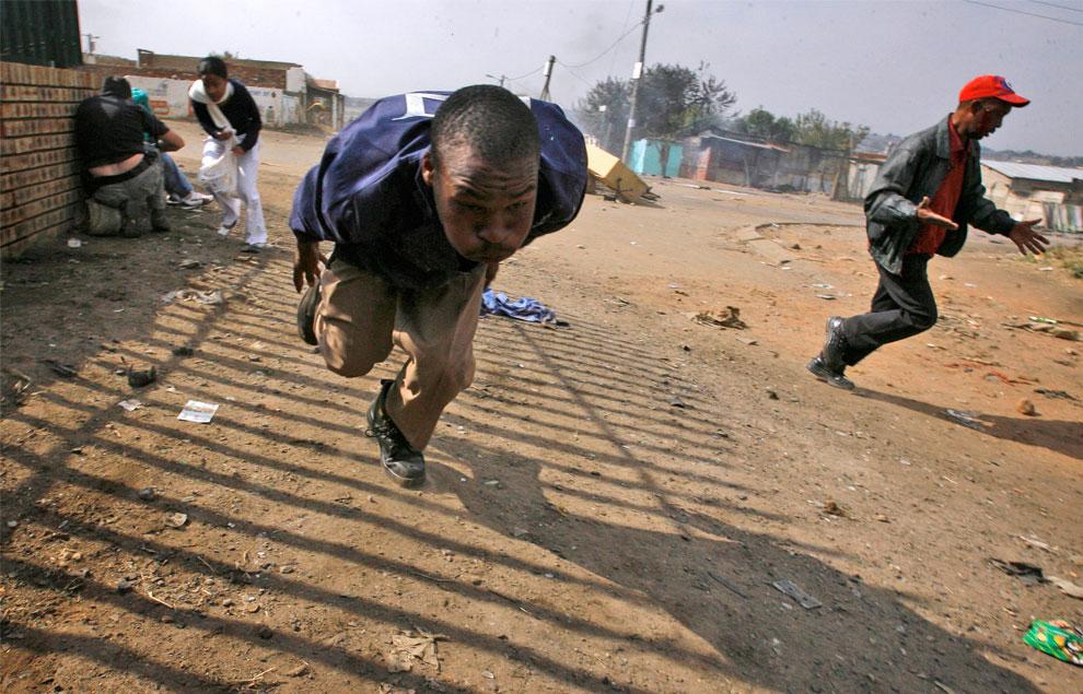разборки в Йоханнесбурге