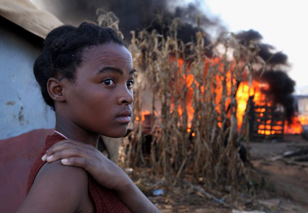 поджоги в Африке
