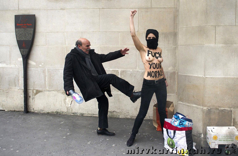 топлесс-джихад