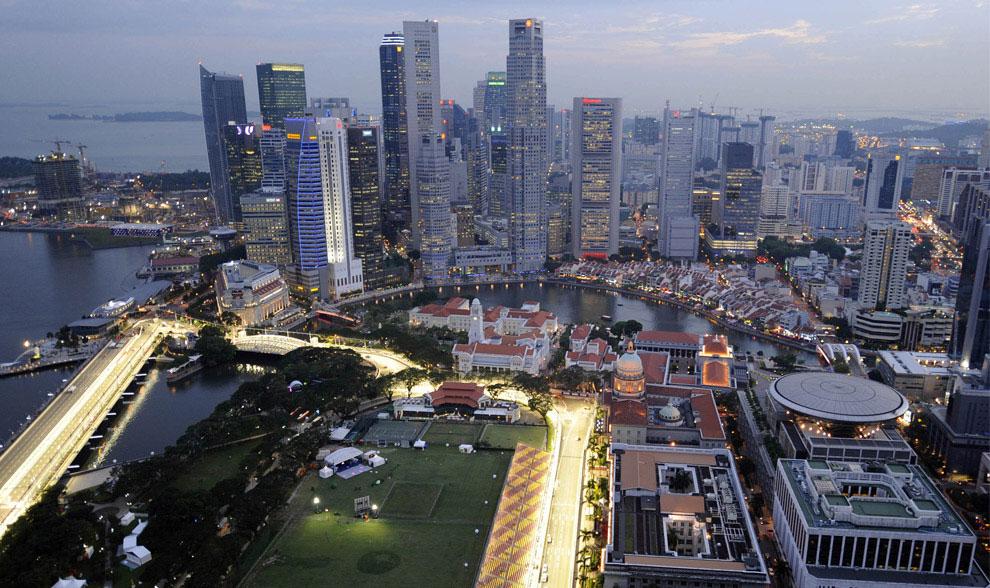Сингапур, фото