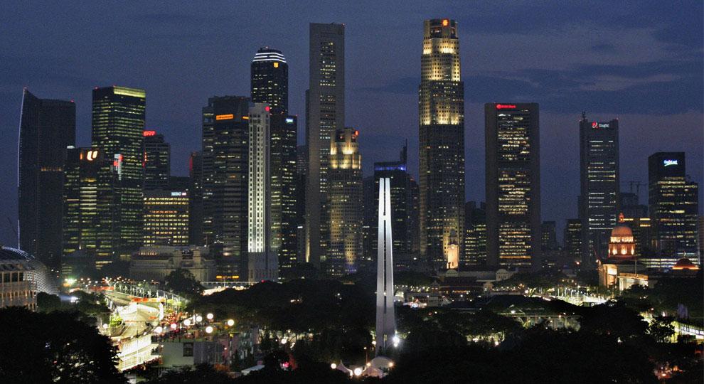 улицы Сингапура, фото