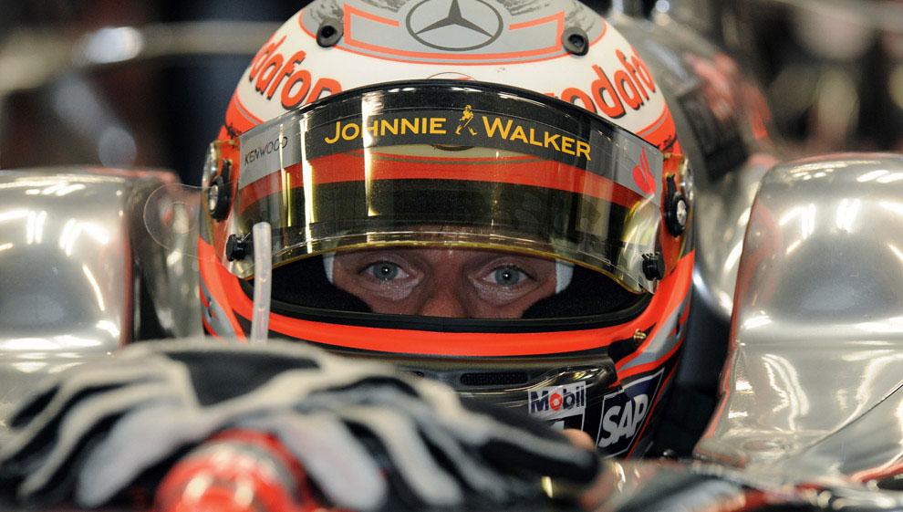 Хейкки Йоханнес Ковалайнен в Гран-при Сингапура 2008, фото