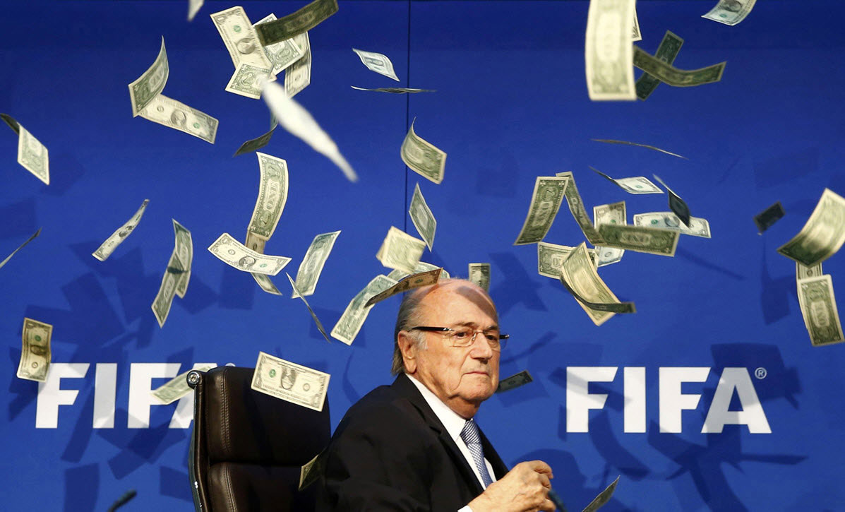 президента ФИФА