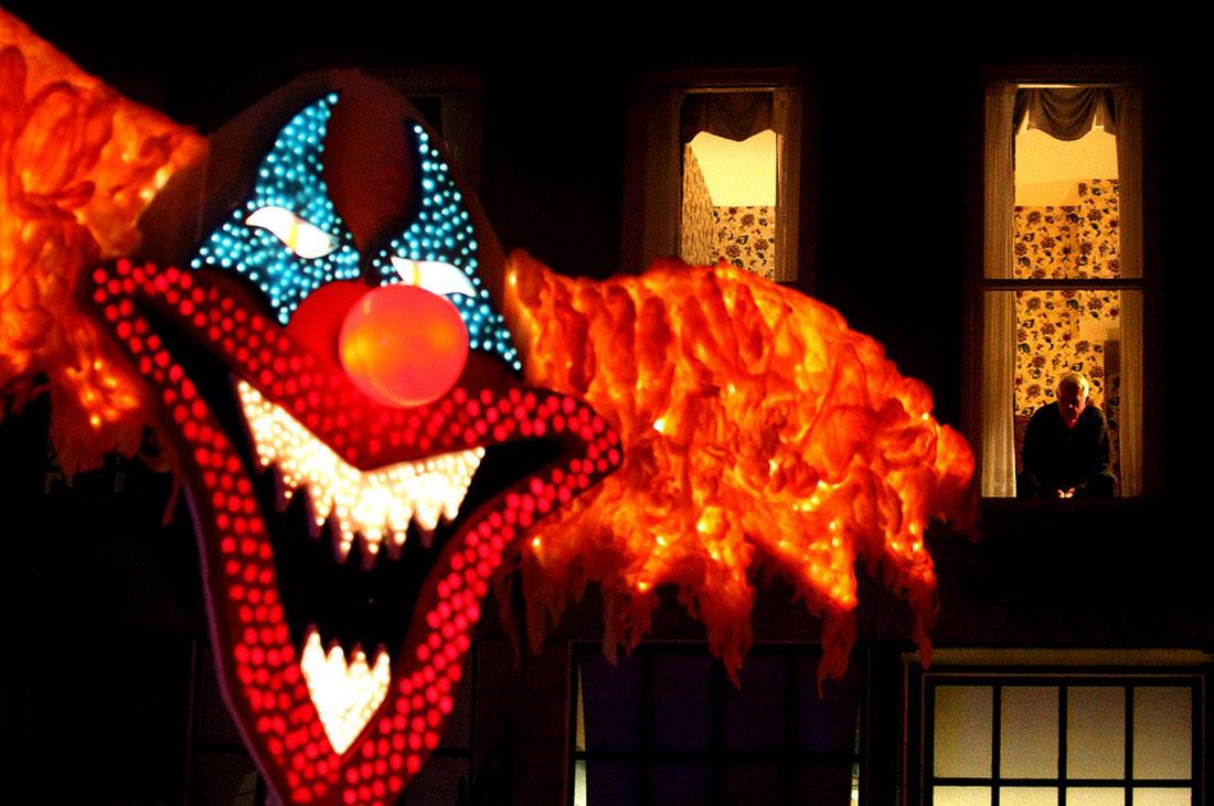 Хэллоуин-парад, фото