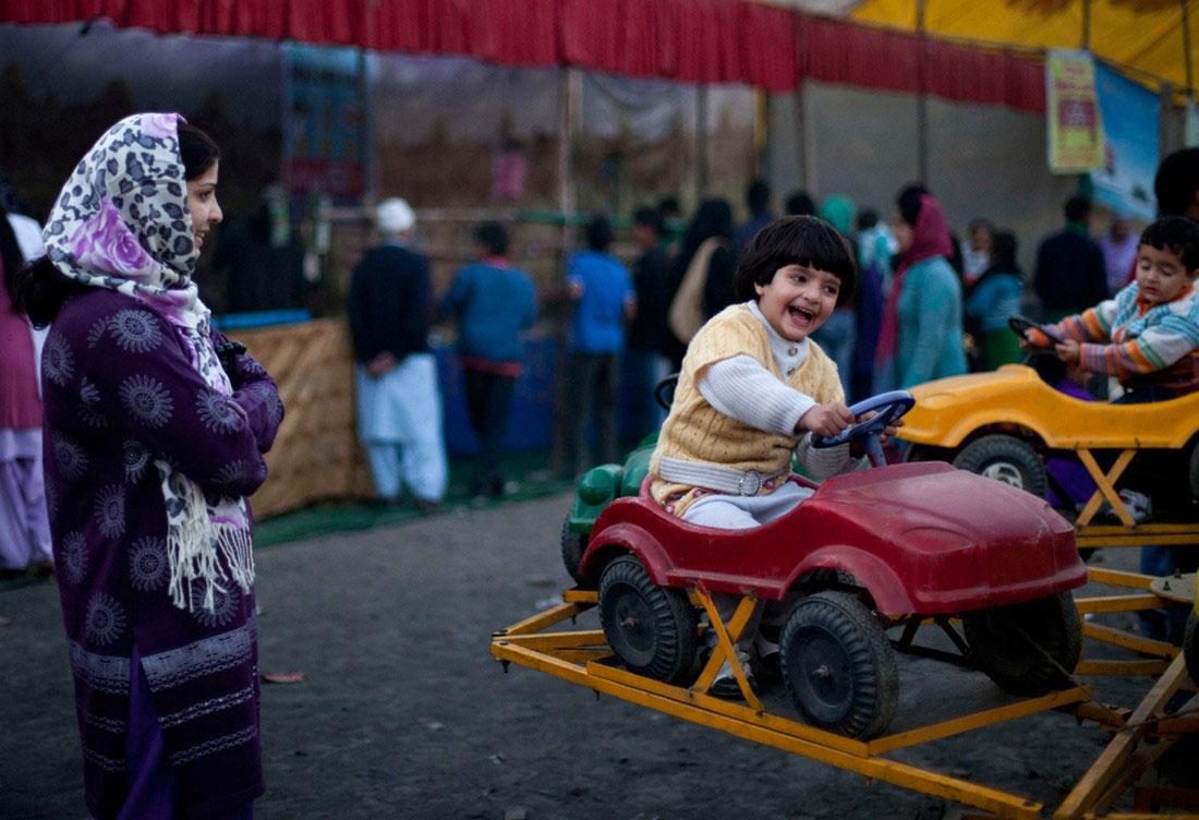 Люди в Индии, фото