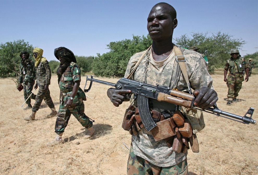 командующий силами термо Миссии Африканского Союза