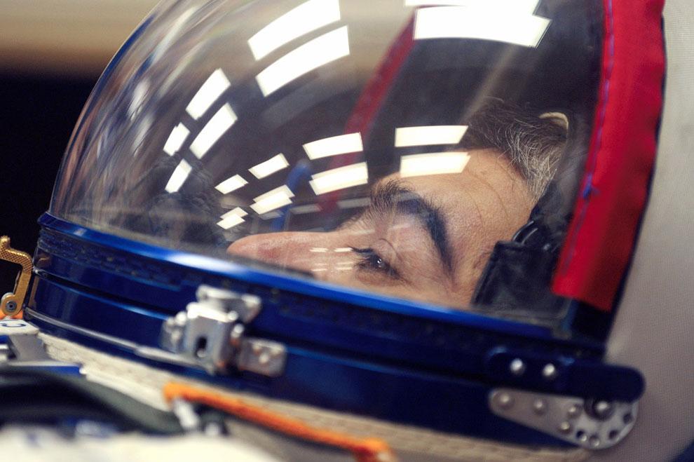 Салижан проходит подготовку к космическому полёту