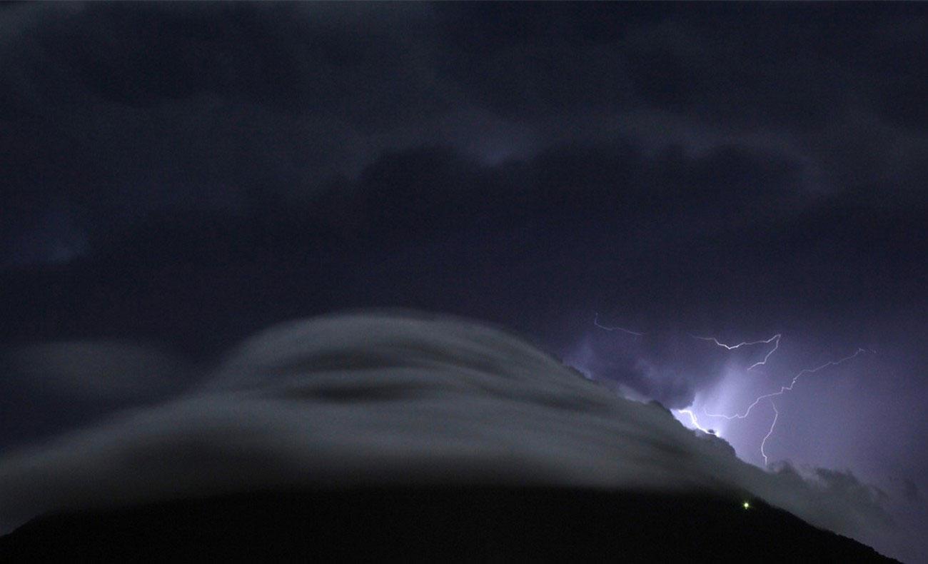 молнии в Гватемале