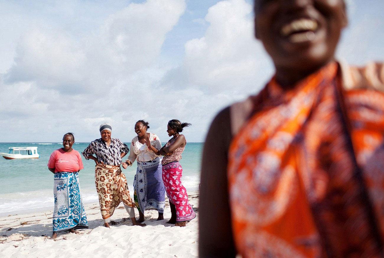 Женщины из Кении, фото