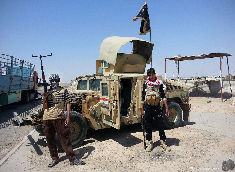 Боевики Аль-Каида