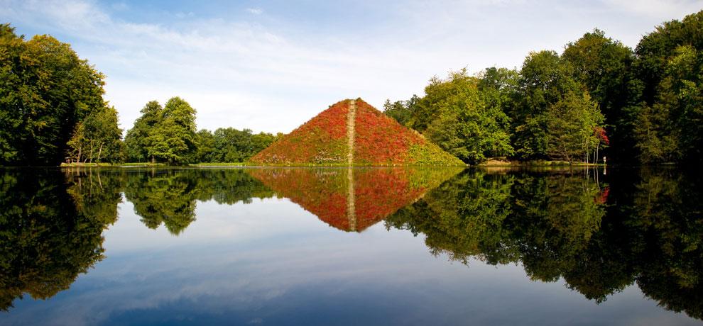 парк осенью, фото