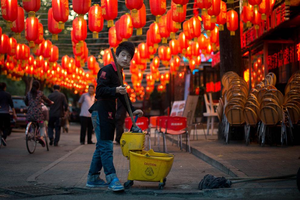 улица Китая, фото