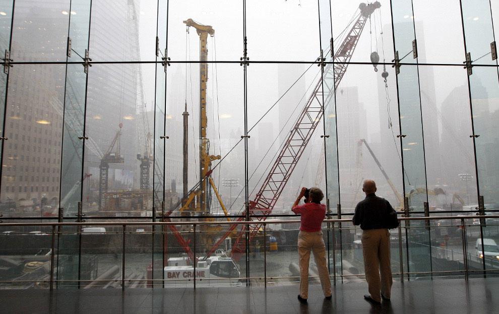 11 сентября 2001 года, США