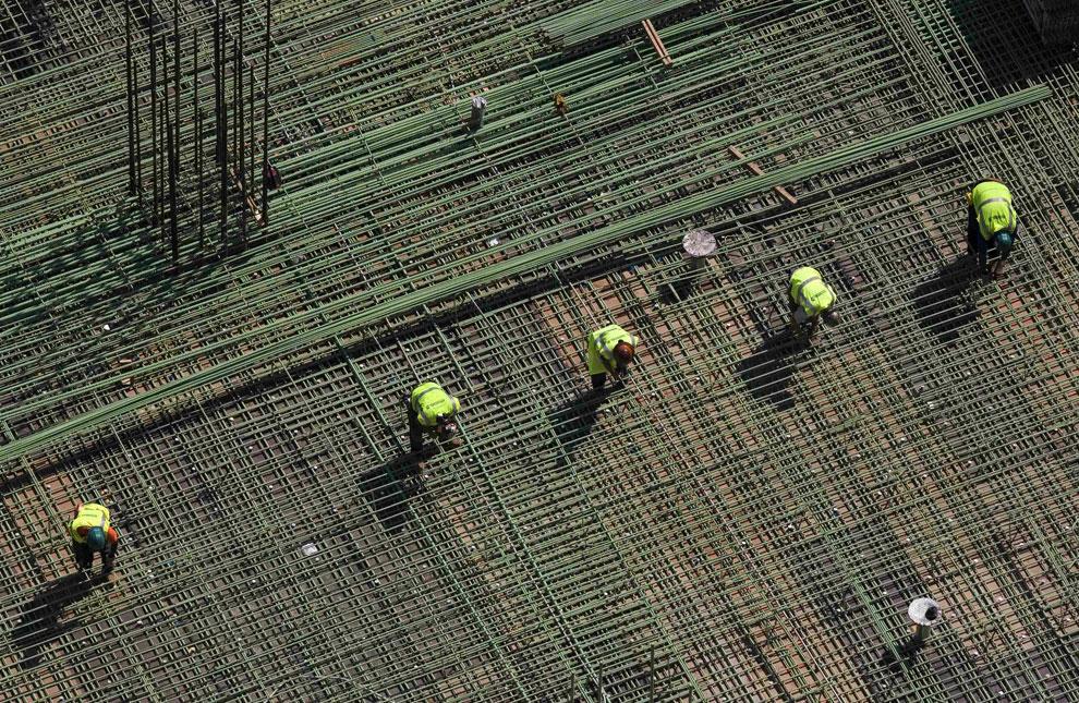 башня Свободы на месте башен-близнецов, 11 сентября 2001 года, США, фото