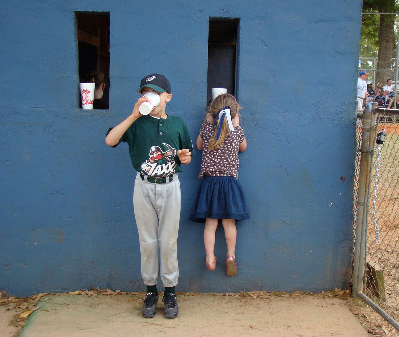дети в штате Алабама, фото