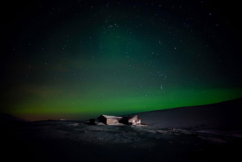 Северное сияние, Фотоконкурс
