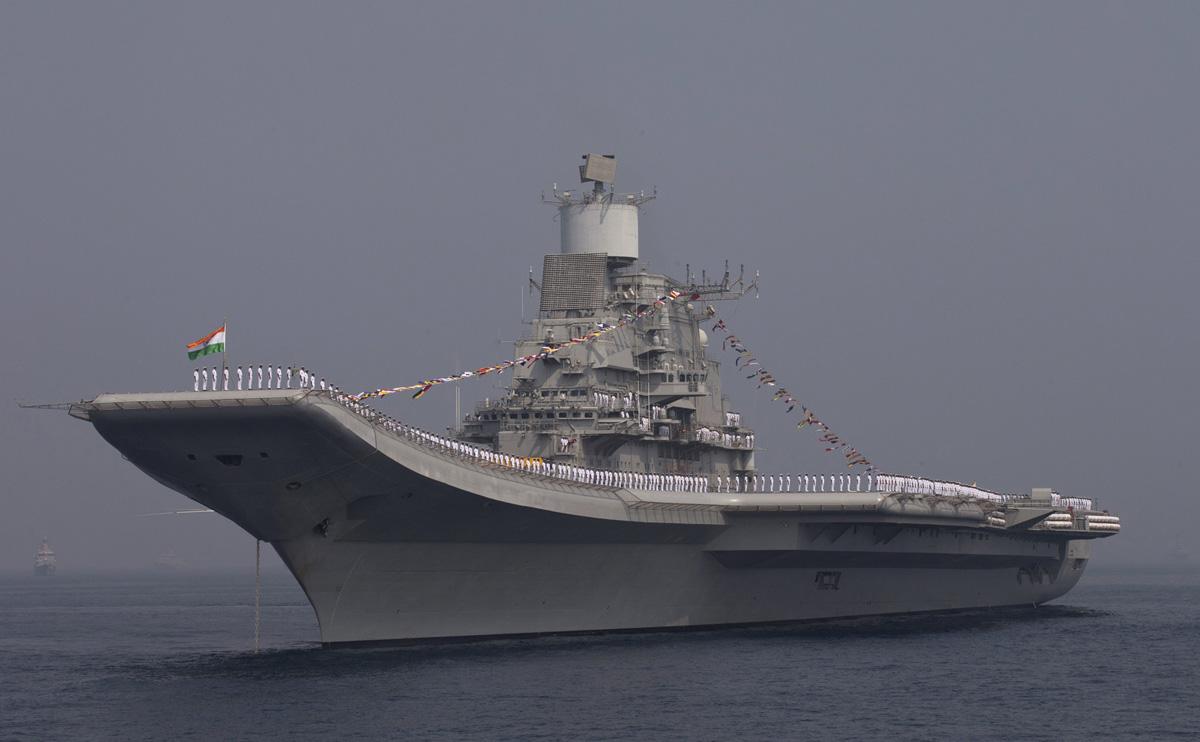 Индийский авианосец