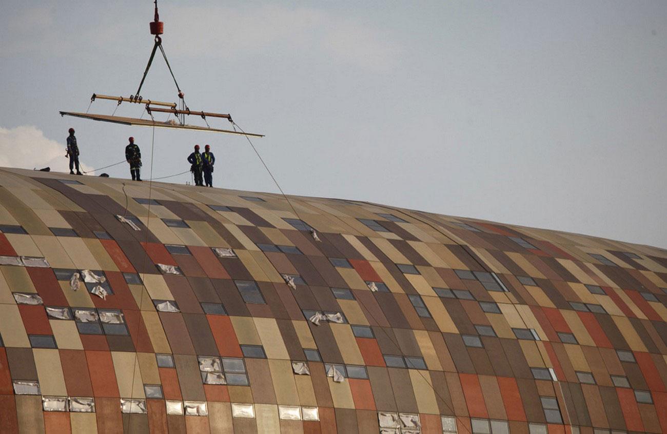 фото футбольного стадиона в ЮАР, фото