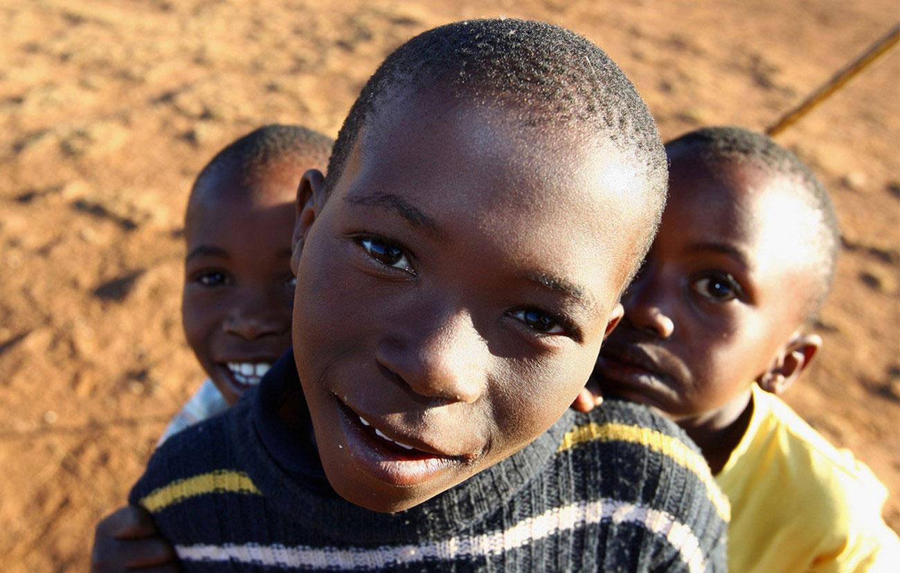 футбол в Африке, фото