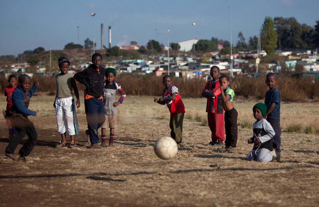 матч Кубка Конфедераций ФИФА в Йоханнесбурге